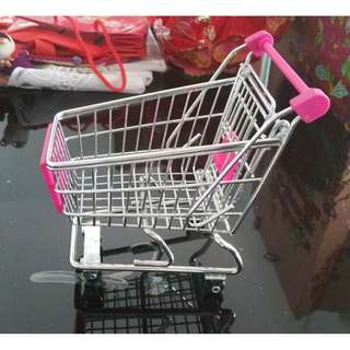 Shopping Trolley with rollers (Handphone size)