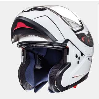 Brand New MT Flip Up Helmet MT Helmets ATOM SV SOLID SHELL For Sale - Brand New Size S, M, L, XL
