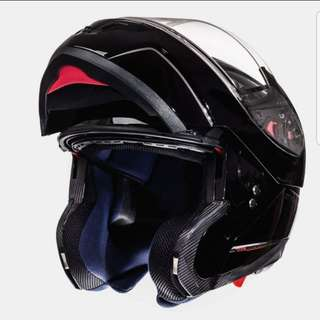 Brand New Flip Up MT Atom SV Helmet
