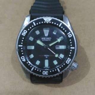Seiko 4205-0155 38mm Midsize Diver Wat