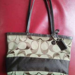 For sale bag coach original