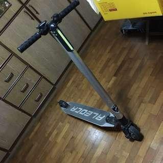 ALEOCA E-POTENZA ALS Alloy E-scooter