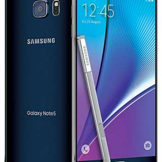 Samaung Galaxy Note 5