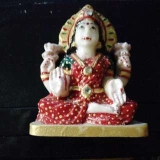 Om Laksimi 3inch Tall for Sale. Good for all rounder.