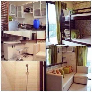 City Suites Condo fully furnished