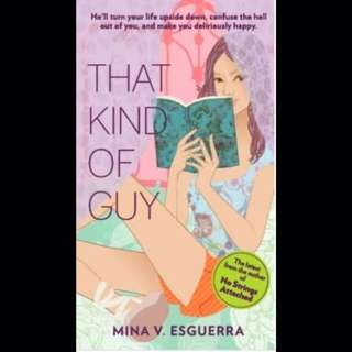 That Kind of Guy - Mina Esguerra