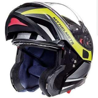 Brand New Modular Helmet MT Atom Flip up Helmet