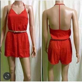 Silk h&m jumpsuit