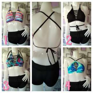 4-in-1 style 2 piece