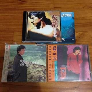 成龍 CD