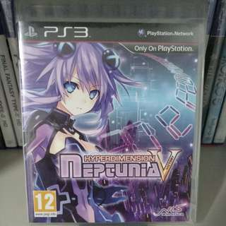 PS3 - Hyperdimension Neptunia Victory