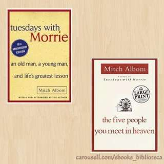 (Ebook Collection) Mitch Albom