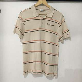 Vintage Champion Polo Shirt