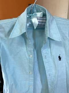 Ralph Lauren Shirt size L (suitable for boys 4-6)