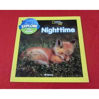 National Geographic Kids: Nighttime