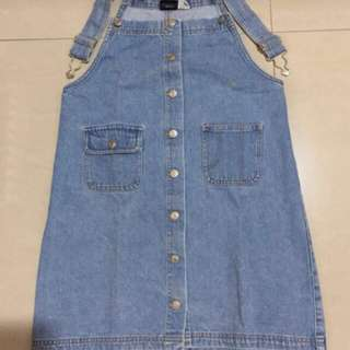 Blue Jeans Dungarees