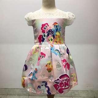 Dress Kuda Poni