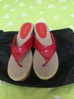Sandal red daphne 2nd