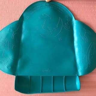 美國Summer infant防水學習餐墊/餐盤