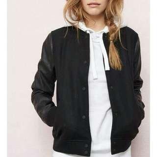 Garage Varsity Jacket