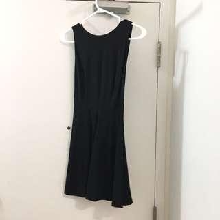 American Apparel Inspired Skater Dress