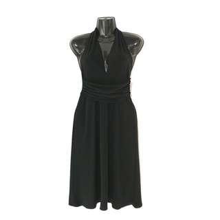 Laundry size S halter dress