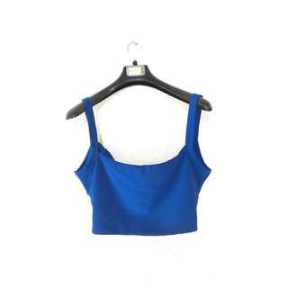 New: Windsor size L crop top