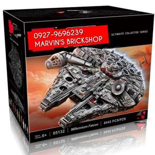For Sale Star Wars Millennium Falcon UCS (2017 Edition) Building Blocks Toy