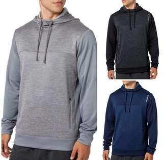 Reebok Men's Performance Fleece Hoodie | Jacket
