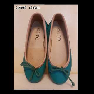 Otto doll shoes