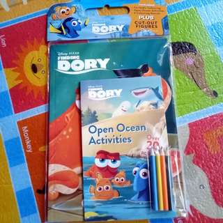(BNEW) Finding Dory Activity Set