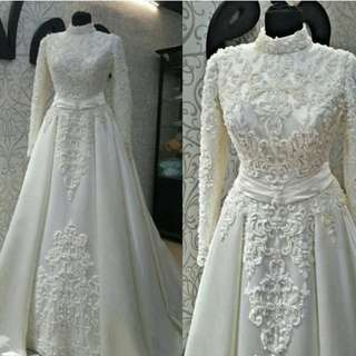 XS TO XXXXXXL or custom measurements. made to order available to preferred colors. matching veil. matching for groom. whatsapp +65 83052781