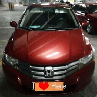 Honda City 2009 model 1.3