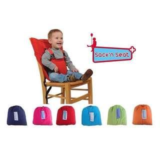 [FREE POSTAGE SM] Baby Seat Sack, Sack N Seat