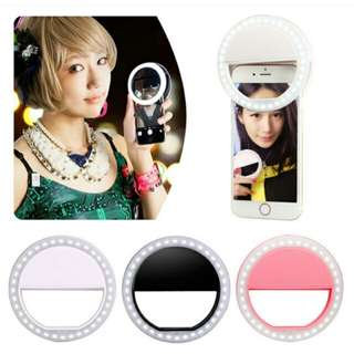 SELFIE RING LIGHT VERSION LED
