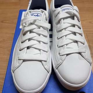 Keds Triple Kick Leather White