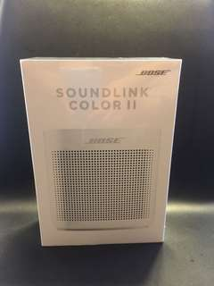 Bose Soundlink Color II 藍芽喇叭