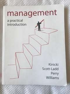 Management Textbook