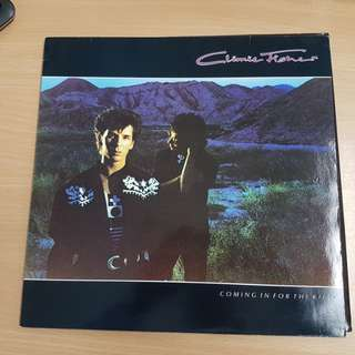 Climie Fisher Coming In For The Kill Vinyl LP Original Pressing Rare