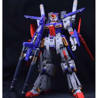 Utopia Cast 1/60 MSZ-010 ZZ Gundam Full Resin Kit