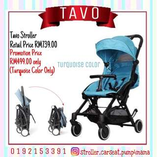 TAVO STROLLER