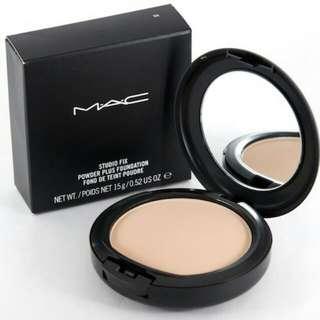 MAC STUDIO FIX POWDER NC40