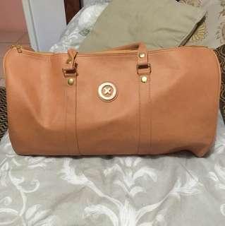 (replica) mimco duffle bag