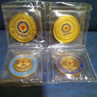 SAF Coins