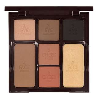 BNIB FROM BEAUTYLISH Charlotte Tilbury Instant Look in a Palette Smokey Eye