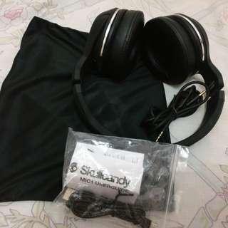 Skullcandy Hesh 2 wireless/bluetooth over-ear headset