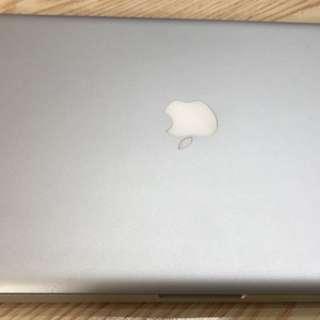 """MacBook Pro 15"""" 2011 early i7 cpu"""