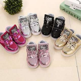 Clear stock Kids Shoes