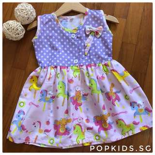 🎀INSTOCK - Cute Cinnamoroll Polkadot Dress 🎀