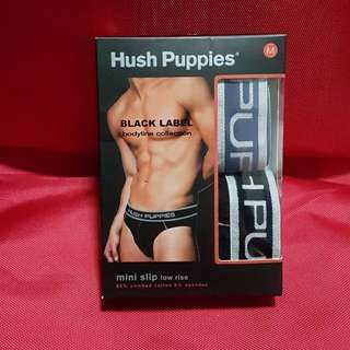 Underwear Pria Hush Puppies Black Label